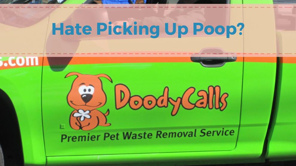 Hate Picking Up Poop?