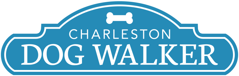 Charleston Dog Walker Logo