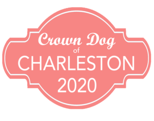 Crown Dog of Charleston Badge - 2020