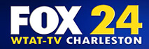 Fox 24 Charleston logo